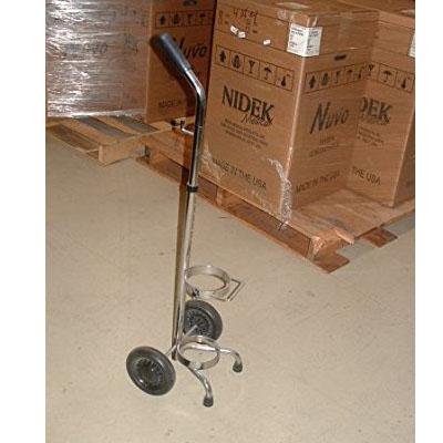 adjustable-cylinder-cart-for-oxygen-tank-holder-cart-fits-d-brand-new