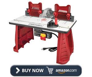 Craftsman Router and Router Table