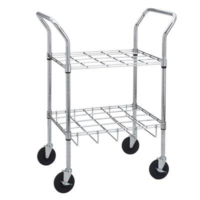 drive-medical-oxygen-cylinder-carts-for-e-d-c-or-m9-cylinders-chrome-12-cylinder