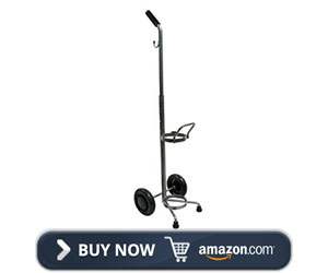 Drive Medical Rolling Oxygen Tank cart
