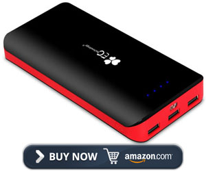 EC Technology Portable Battery Charger