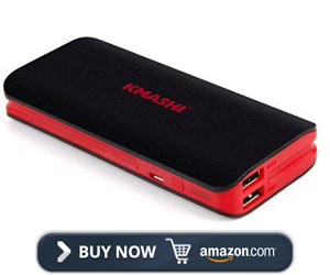 KMASHI portable external battery power bank