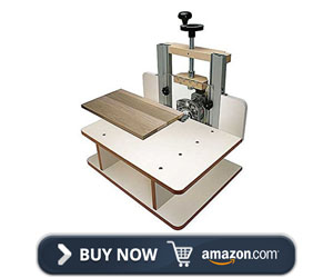 MLCS Woodworking FLATBED Horizontal Router