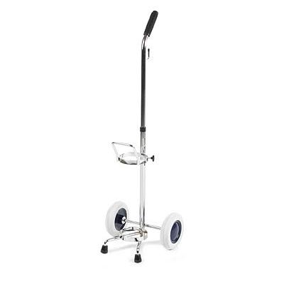 oxygen-cylinder-cart-single-tank-holder