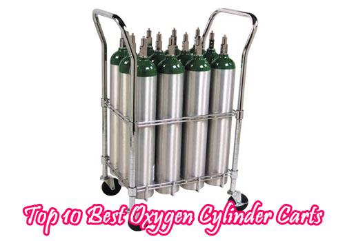 oxygen-cylinder-carts