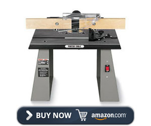Top 10 best bench top router tables of 2018 top ten best lists porter cable 698 bench top router table keyboard keysfo Images