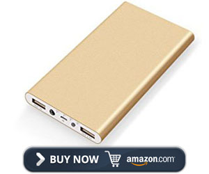 Polanfo external battery power bank