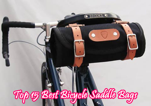 The Best Bicycle Saddle Bags Of 2019 With Ing Guide