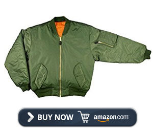 Army Universe Sage Green MA-1 Flight Jacket