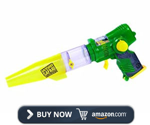 Backyard Safari Lazer Light Bug Vacuum Catcher