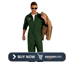 Forum Novelties Men's pilot suit