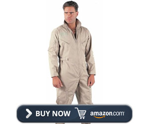 Galaxy Army Navy Khaki US Air Force Flight Suit c1524ae06bc