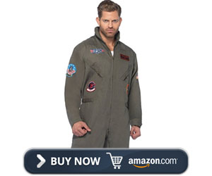Leg Avenue Top Gun Men's Flight Suit