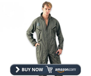 Rothco Flight Coverall - Olive Drab