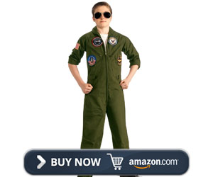 Rubie's Top Gun suit