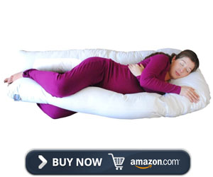 SAMAY Extra Light Full Body Maternity Pillow