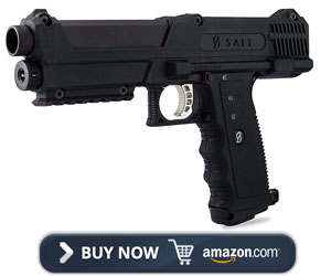 Salt Supply Pepper Spray Gun
