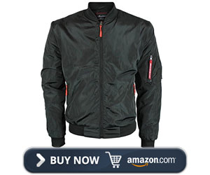 WCFS New Men's Flight Pilot Bomber Jacket