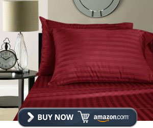 Addy Home Fashions Egyptian Cotton Sheet