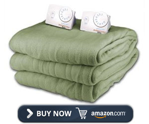 Biddeford Microplush Electric Heat Blanket