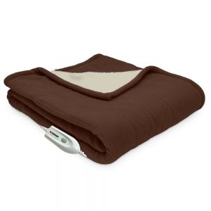 Electric Heated Blanket from Serta