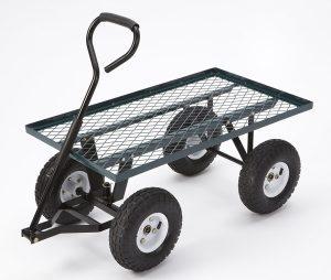 Farm & Ranch FR100F Steel Flatbed Utility Cart