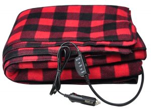 Fleece Electric Heat Blanket from Sports Imports