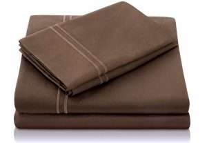 MALOUF Egyptian Cotton Bed Sheet