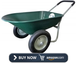 Marathon Dual-Wheel Yard Cart