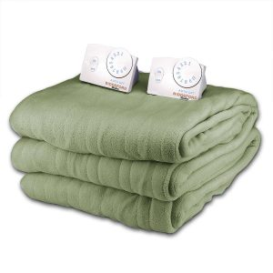 Microplush Electric Heat Blanket from Biddeford