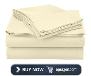 Pointehaven Egyptian Cotton King Sheet Set
