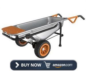 WORX Aerocart Multifunction cart
