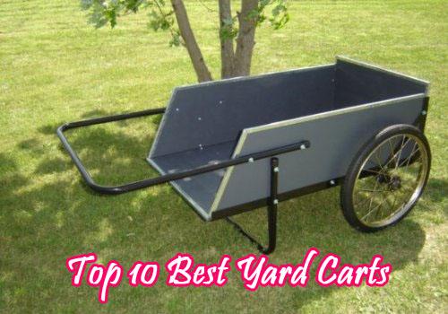 Exceptional ... Best Garden Cart