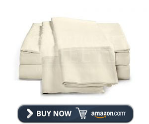 eLuxuarySupply Egyptian Cotton Sheet