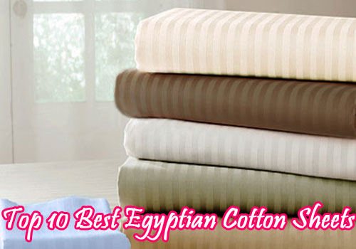 Top 10 Best Egyptian Cotton Sheets Of 2019