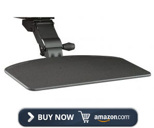 Bush Business Furniture Articulating Keyboard Tray