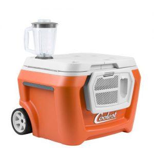 Classic-Orange-Wheeled-Cooler