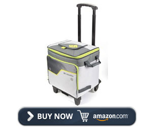 Columbia Rolling wheeled cooler
