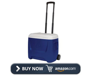 Igloo Island Breeze Wheeled Cooler