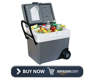 Koolatron Rolling Wheeled cooler
