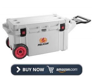 Pelican Pro Gear Elite Wheeled Cooler