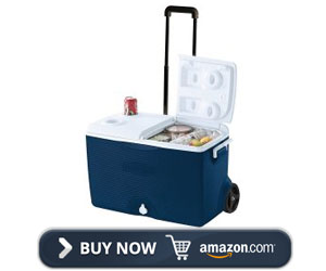 Rubbermaid Ice Chest Wheeled Cooler