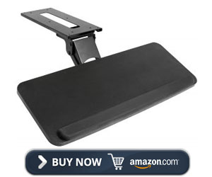 VIVO Adjustable Computer Keyboard tray