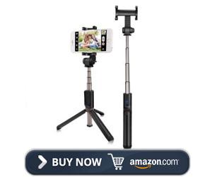 Kungfuren Bluetooth Remote Selfie Stick