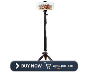 Premium HD RUGGED Selfie Stick