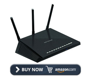 NetGear Nighthawk Dual Band Wireless Router