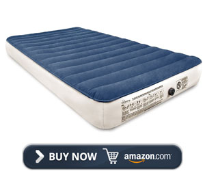 SoundAsleep Products Eco-Friendly Air Mattress