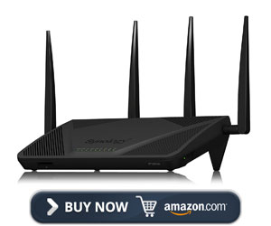 Synology Wifi AC RT2600 Wireless Router