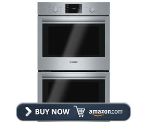 Bosch HBL5651UC wall electric double oven