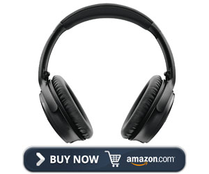 Bose QuietComfort 35 headset